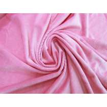 Stretch Corduroy Knit- Bubblegum Pink #3631