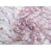 Water Lilies Lace Mesh #5267