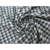 Sailor Check Cotton Flannel #3690