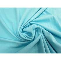 Cotton Jersey- Soft Aqua #5293