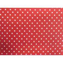 Palette Pleasures Basics- White Spot on Red- Wild Strawberries #3703