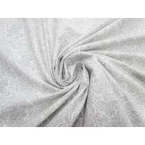 Paisley Cotton- Silver Fern #3737