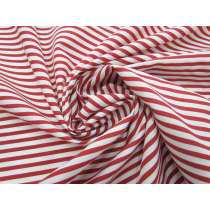 Candy Stripe Cotton- Peppermint #3732