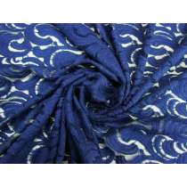 Fern dance Lace- Royal Blue #3766