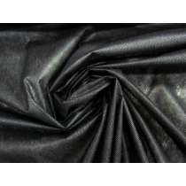 Fusible Non-Woven Interfacing- Fine Black #3775