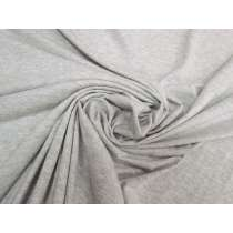 Soft Rayon Cotton Blend Jersey- Grey Marle #5336