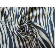 Chic Zebra Brocade #3722