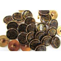 Coat of Arms Couture Buttons- CB229