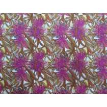 Flowering Gum Cotton- Purple