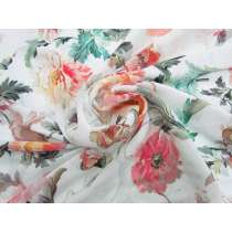 Graceful Peony Faille- White #3872