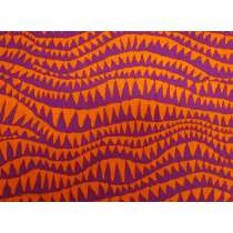 Brandon Mably- Shark's Teeth- Orange