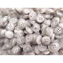 Small Grey Fashion Buttons- FB058