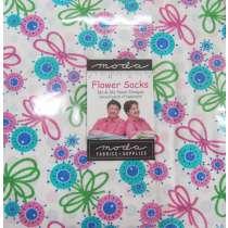 Flower Sacks Layer Cake