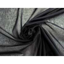 Cotton Voile- Dark Navy #3914
