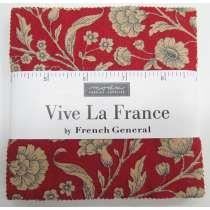Vive La France Charm Pack