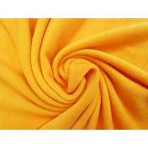 Anti-Pill Premium Polar Fleece- Egg Yolk Yellow #4017
