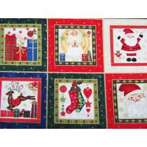 Festive Fun Labels Cotton #731