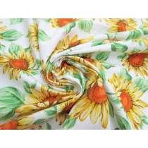 Sunflower Stretch Rayon Cotton #4080