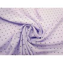 Geometric Pop Crinkle Crepe de Chine #4100
