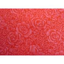 Red Rose Cotton #4147