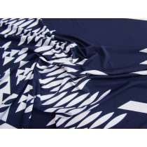 Ski Slope Jersey- Navy