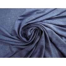 Linen Jersey- Sea Blue #4156