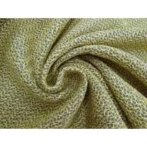 Raffia Look Woven- Banana Yellow #4176