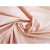 Crinkle Look PVC Vinyl- Soft Peach #4194