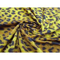 Animal Print Lycra- Leopard