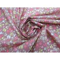 Seasonal Blooms Cotton Voile- Antique Pink #4238