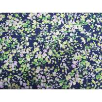Watercolour Wishes- Petal Party- Navy / Purple #4255