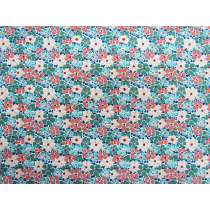 Liberty Cotton- Primula Posey- The Winterbourne Collection