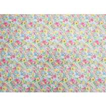 Liberty Cotton- Malvern Meadow- Soft Spring- Flower Show Spring Collection