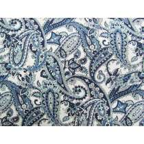 Bountiful Paisley- Ivory #4256