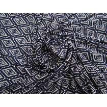 Textured Diamond Eye Jersey #4279