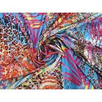 Carnival Palm Slinky Jersey #4288