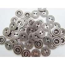 Metal Fashion Button #FB115