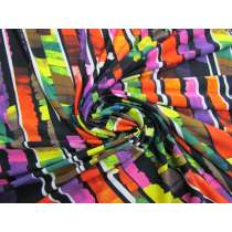 Rainbow Lights Slinky Jersey #4292