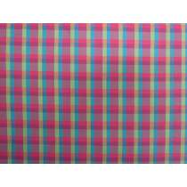 Lanna Woven Cotton- Hide and Seek Check