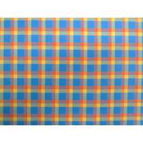 Lanna Woven Cotton- Free Spirit Check