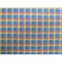 Lanna Woven Cotton- Free Spirit Check