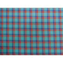 Lanna Woven Cotton- Picnic Haven Check