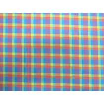 Lanna Woven Cotton- Hidden Treasures Check