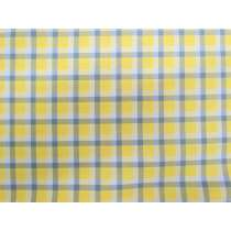 Lanna Woven Cotton- Golden Fields Check
