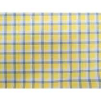 Lanna Woven Cotton- Golden Fields Check