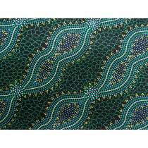 Bush Spinifex Cotton- Green