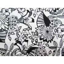 Black & White- Jungle #09