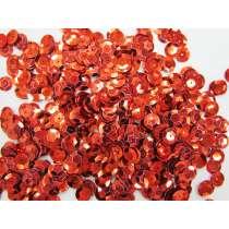 24gm Sequin Pack- Burnt Orange- 10mm #008