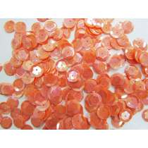 24gm Sequin Pack- Apricot- 10mm #009