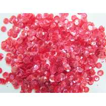 24gm Sequin Pack- Rose Pink- 8mm #014